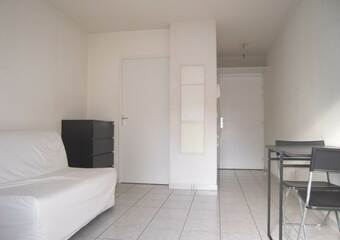 Location Appartement 1 pièce 18m² Saint-Martin-d'Hères (38400) - photo