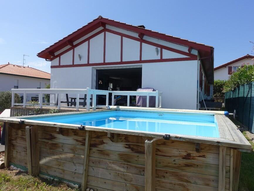 Vente maison 4 pi ces ustaritz 64480 225764 for Agence immobiliere ustaritz