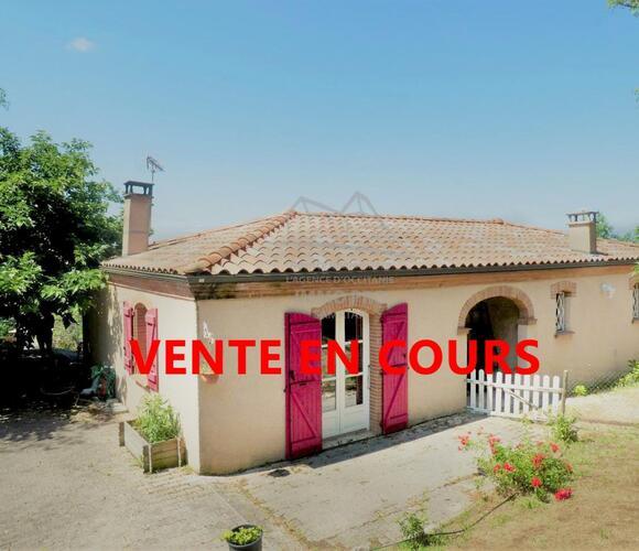 Vente Maison 5 pièces 97m² L'Isle-Jourdain (32600) - photo