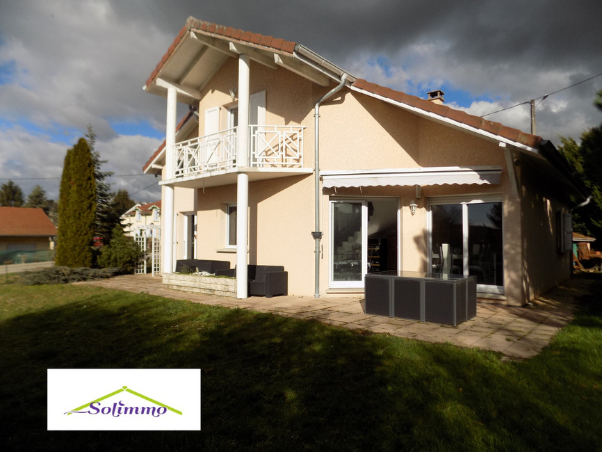 Vente Maison 4 pièces 156m² Bilieu (38850) - photo