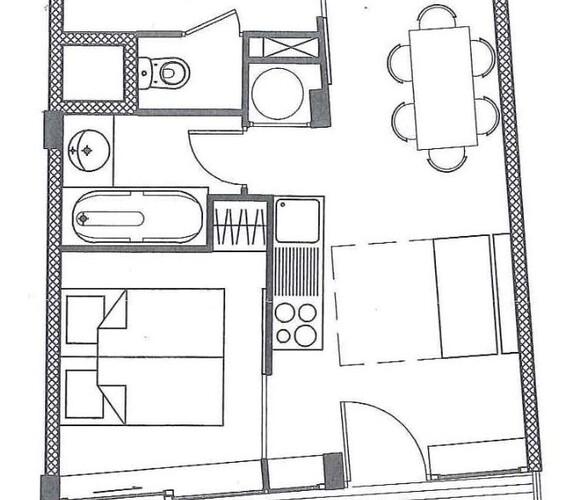 Vente Appartement 2 pièces 34m² CHAMROUSSE - photo