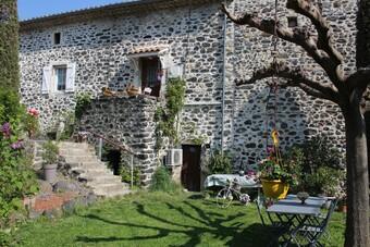 Vente Maison 8 pièces 150m² Saint-Martin-sur-Lavezon (07400) - photo