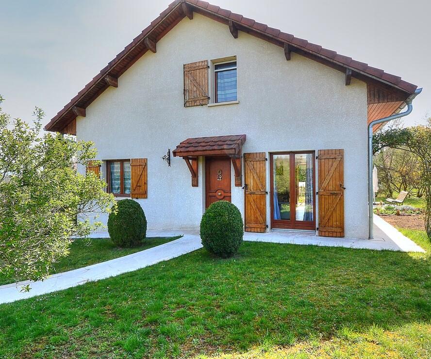 Vente Maison 4 pièces 110m² Pers-Jussy (74930) - photo