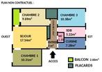 Vente Appartement 4 pièces 71m² Pierre-Bénite (69310) - Photo 1