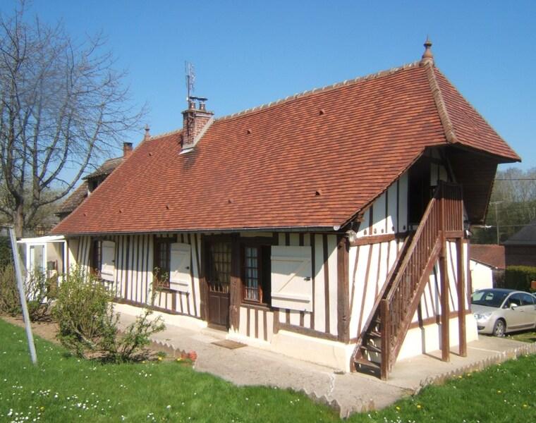Vente Maison 3 pièces 60m² AUFFAY - photo