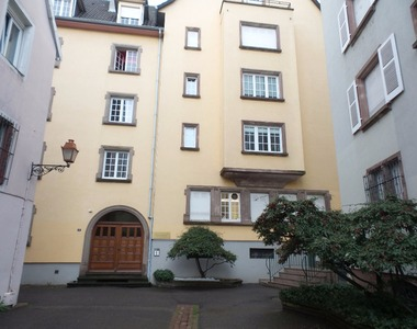 Vente Appartement 3 pièces 60m² Mulhouse (68100) - photo