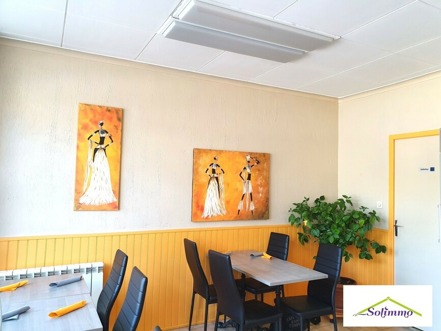 Vente Fonds de commerce 2 pièces 50m² Les Avenières (38630) - photo