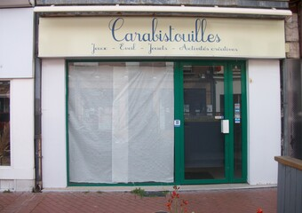 Location Local commercial 2 pièces 54m² Chauny (02300) - Photo 1