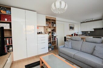 Location Appartement 1 pièce 29m² Asnières-sur-Seine (92600) - Photo 1