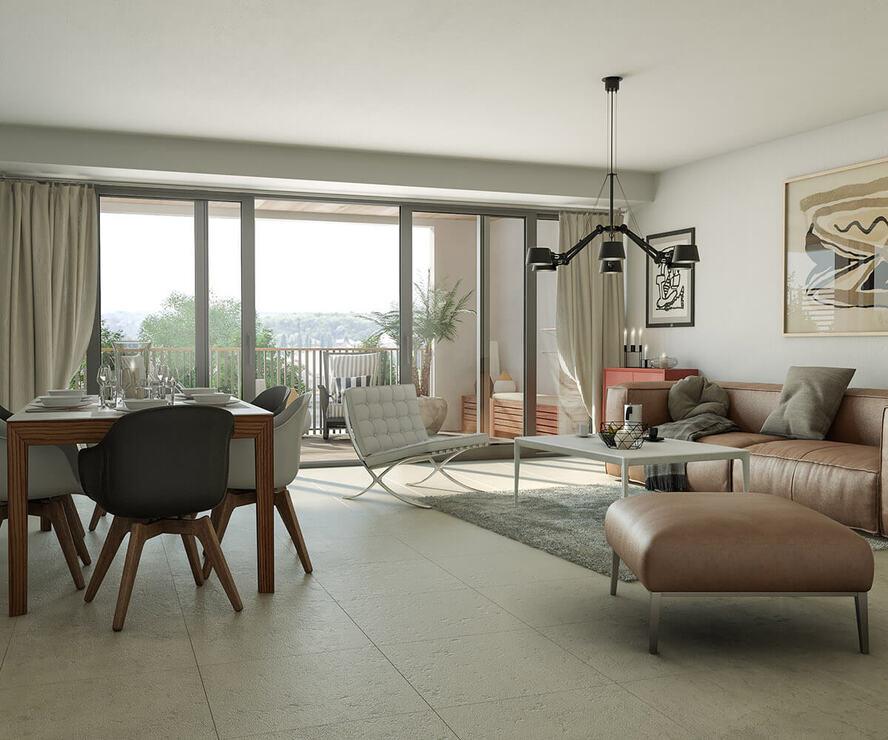 Sale Apartment 3 rooms 60m² Grenoble (38100) - photo