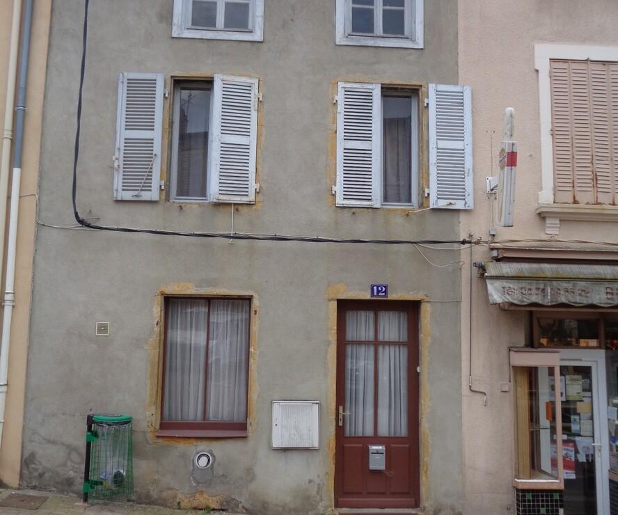Vente Maison 3 pièces 70m² Thizy (69240) - photo
