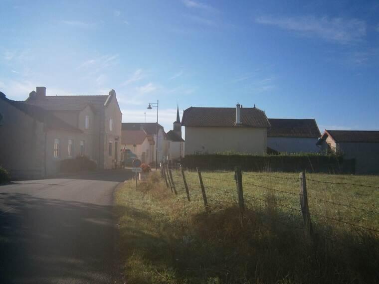 Vente Terrain 801m² Chassigny-sous-Dun (71170) - photo