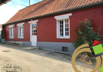 Sale House 4 rooms 60m² Beaurainville (62990) - photo