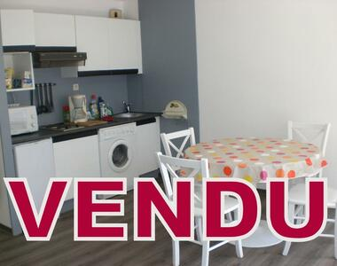 Vente Appartement 1 pièce 26m² Le Touquet-Paris-Plage (62520) - photo