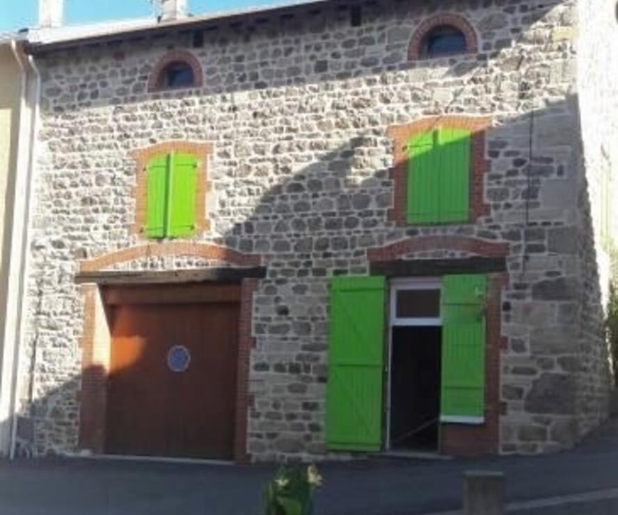 Vente Maison 3 pièces 100m² Saint-Bonnet-le-Troncy (69870) - photo