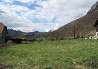 Vente Terrain 550m² Mieussy (74440) - photo