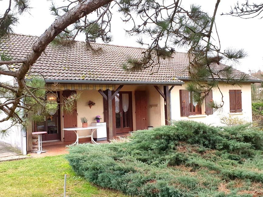Vente Maison 5 pièces 95m² Saint-Victor-de-Morestel (38510) - photo