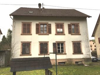 Vente Maison 6 pièces 145m² Sainte Croix aux Mines - Photo 1