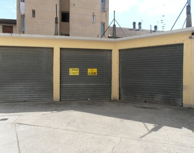 Location Garage 16m² Fontaine (38600) - photo