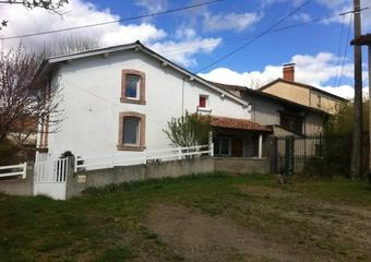 Vente Maison 5 pièces 100m² Culhat (63350) - photo