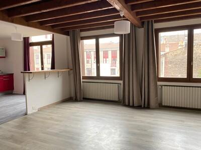 Location Appartement 4 pièces 80m² Saint-Étienne (42000) - Photo 2