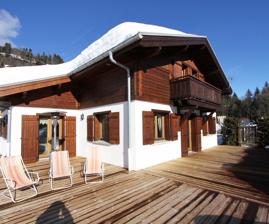 Sale House 6 rooms 159m² Praz-sur-Arly (74120) - photo