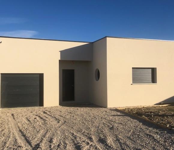 Vente Maison 4 pièces 113m² Chatuzange-le-Goubet (26300) - photo