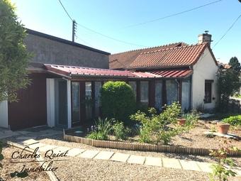 Vente Maison 10 pièces 134m² Aubin-Saint-Vaast (62140) - photo