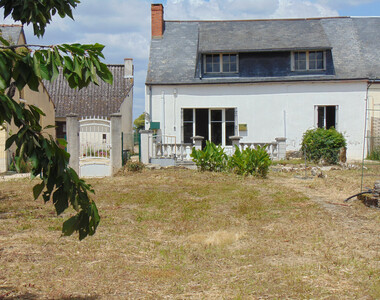 Vente Maison 8 pièces 133m² Channay-sur-Lathan (37330) - photo