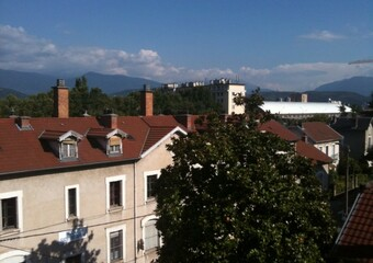 Location Appartement 1 pièce 35m² GRENOBLE - photo