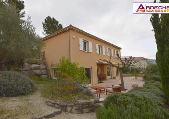 Vente Maison 6 pièces 140m² Lyas (07000) - Photo 1