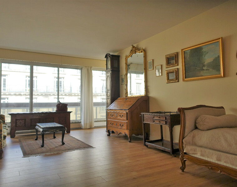 Vente Appartement 4 pièces 97m² Paris 15 (75015) - photo