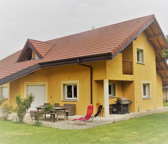 Vente Maison 6 pièces 160m² Saint-Pierre-en-Faucigny (74800) - photo