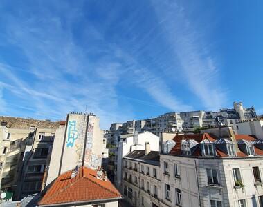 Vente Appartement 3 pièces 50m² Paris 19 (75019) - photo