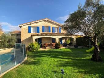 Vente Maison 6 pièces 192m² Saint-Marcel-lès-Valence (26320) - photo