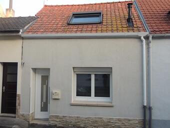 Vente Maison 4 pièces 67m² Étaples (62630) - photo