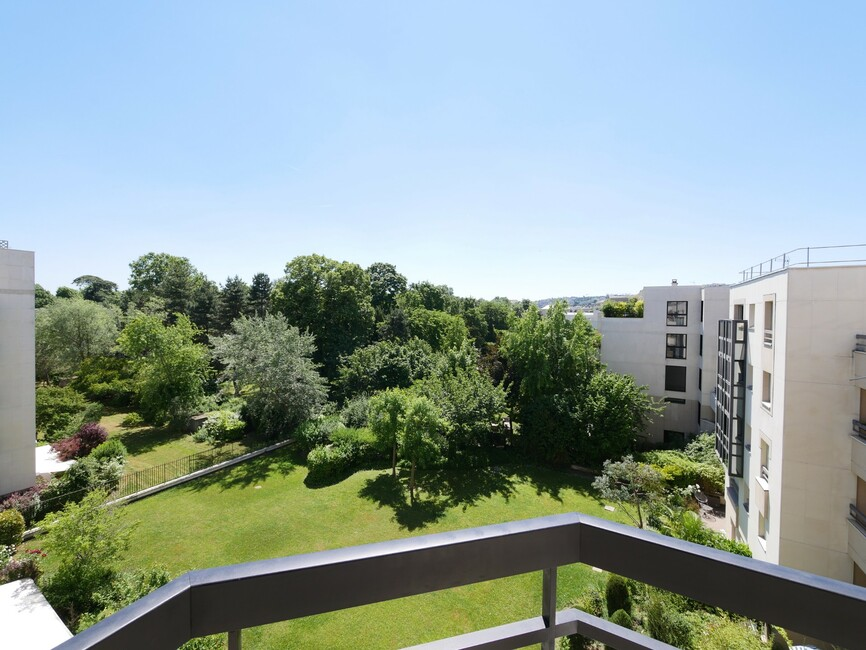 Vente Appartement 6 pièces 120m² Suresnes (92150) - photo