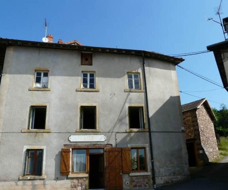 Vente Maison 4 pièces 123m² Ranchal (69470) - photo
