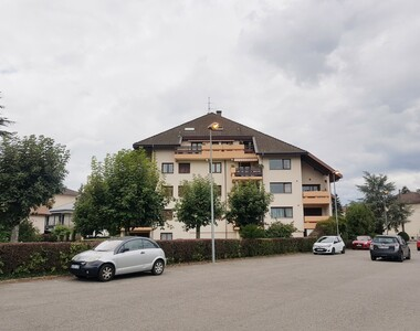 Vente Appartement 2 pièces 40m² Rumilly (74150) - photo