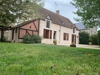 Vente Maison 6 pièces 200m² Poilly-lez-Gien (45500) - Photo 1