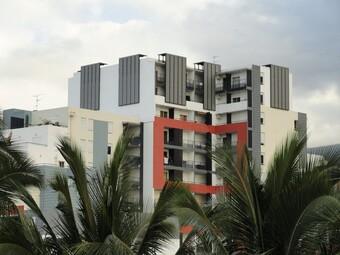 Location Appartement 1 pièce 22m² Sainte-Clotilde (97490) - photo