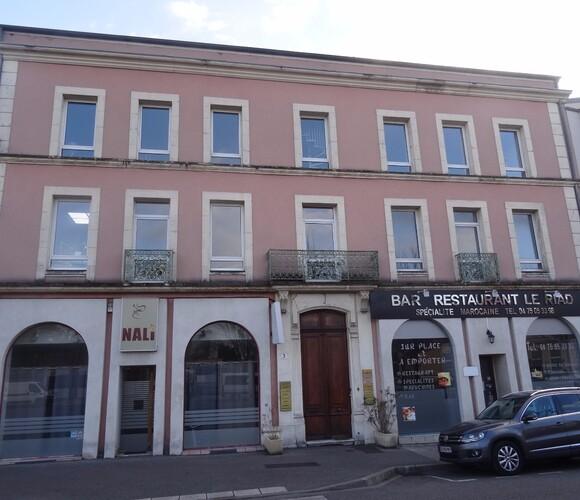 Vente Bureaux 5 pièces 129m² Romans-sur-Isère (26100) - photo