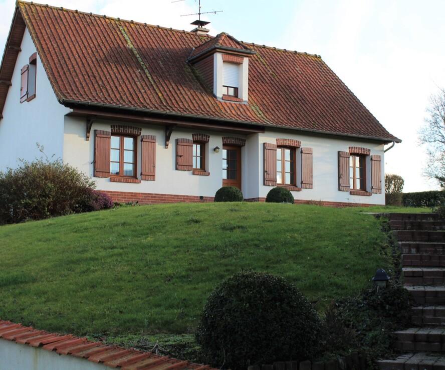 Vente Maison 6 pièces 124m² Beaurainville (62990) - photo