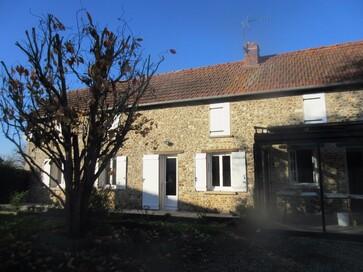Louer Maison 5 pièce(s) Chaufour-lès-Bonnières