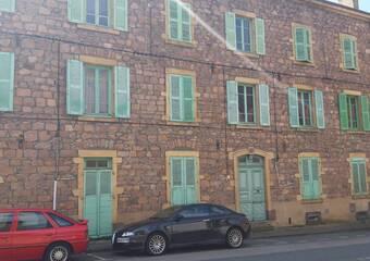 Vente Immeuble 3 pièces 371m² Thizy (69240) - photo