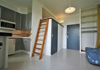 Vente Appartement 1 pièce 20m² Saint-Martin-d'Uriage (38410) - photo