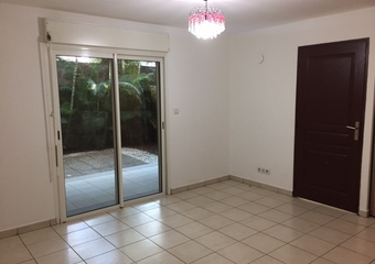 Location Appartement 1 pièce 25m² Sainte-Clotilde (97490) - photo