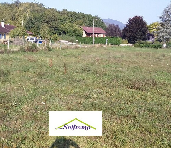 Vente Terrain 947m² Yenne (73170) - photo