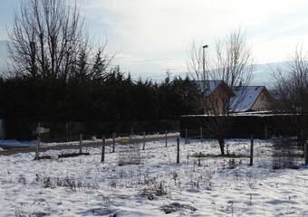 Vente Terrain 463m² Fillinges (74250) - photo