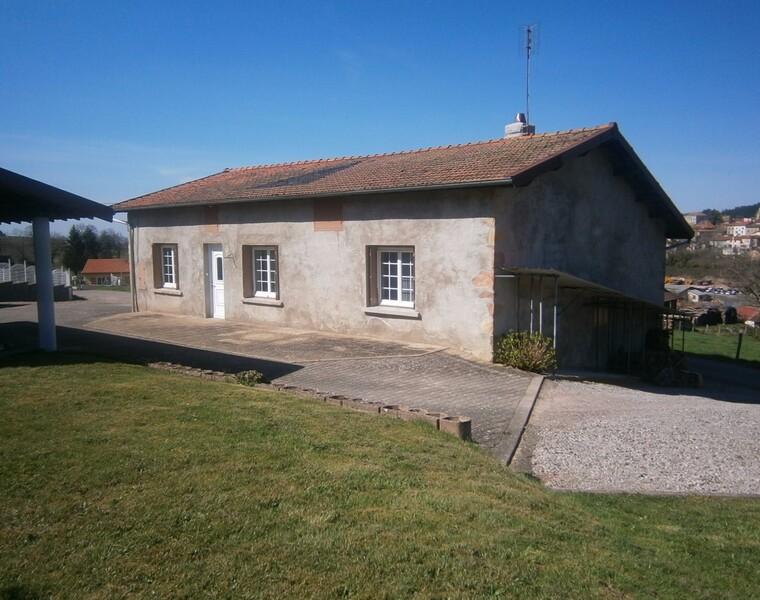 Vente Maison 6 pièces 125m² Belmont-de-la-Loire (42670) - photo
